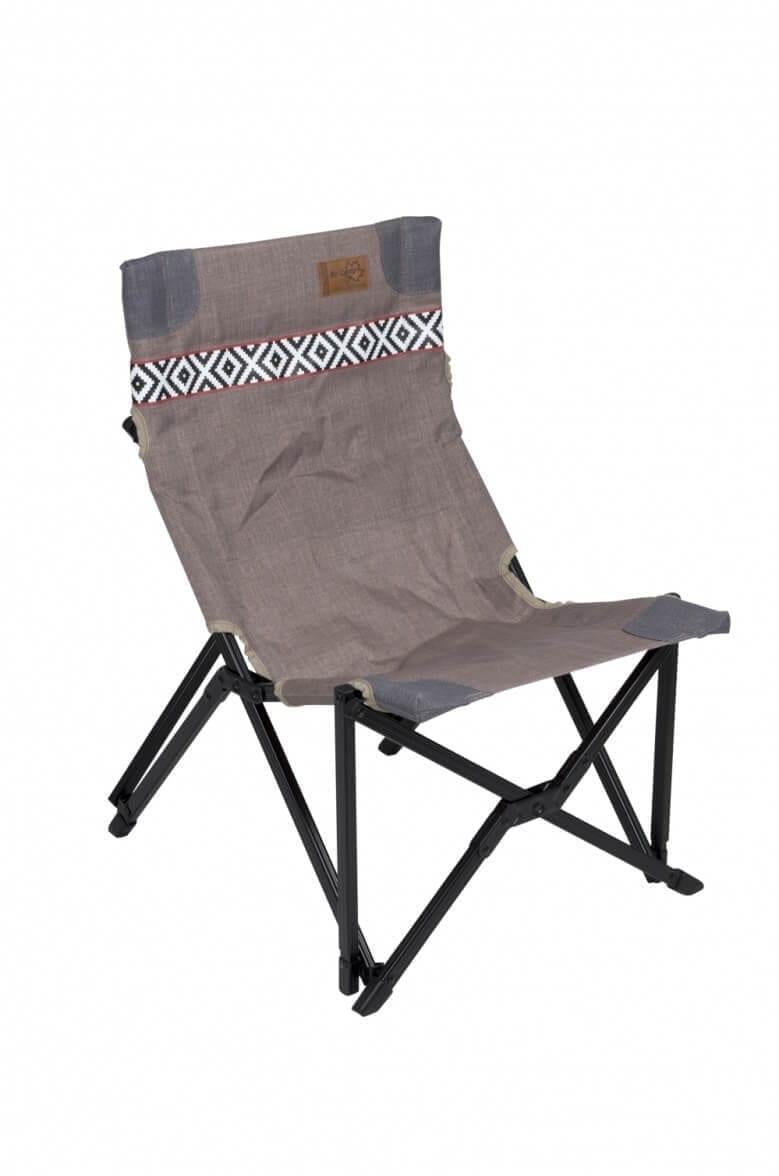 Bo Camp Strandstoel.Bo Camp Urban Outdoor Vouwstoel Brooklyn Taupe